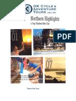 Thailand-Northern Highlights-7 Day (2014)