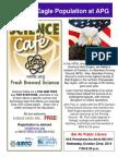 Science Cafe Flyer 22 October 2014