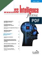 Business Intellegence Journal