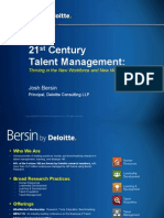 21st Century Talent Management e Book