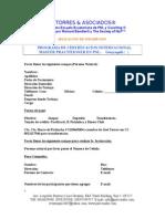 Aplicacion de Inscripcion al Master Practitioner en Gye.doc