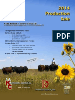 2014 Downey Ranch Kniebel Cattle Company Web Catalog