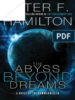 The Abyss Beyond Dreams by Peter Hamilton, 50 Page Fridays
