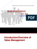 Functions Sales Management