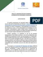 Ciudad Segura - Propuesta de proyecto
