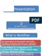 What is Workflow (1)