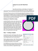 Creating TokenTool Overlays With the GIMP