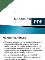 MUNDOS NARRATIVOS 1.ppt
