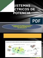 Generalidades de Sistemas Electricos de Potencia