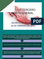 ARTÍCULO TERCERO CONSTITUCIONAL.ppt