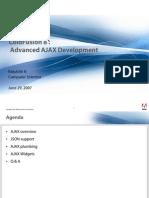 advanced-ajax-development