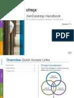 Citrix Virtual Desktop  (7x)