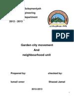 garden city movement.docx