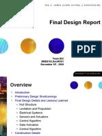 Final Design Report
