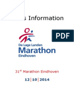 EindhovenMarathon 2014:official MediaGuide