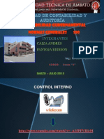 Ley de Control Interno y Manual de Normas Generales de la CGR.ppt