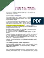 Como acceder a tu centro de Negocios 4life desde Internet..doc