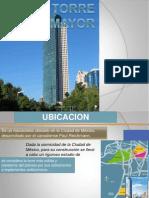 Caracteristicas Arquitectonicas Torre Mayor Mexico