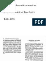 Blomstrom&Hettne (1990), La teoría del desarrollo en transición..pdf