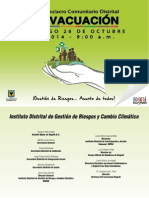 Realizan jornada de divulgación del  2do Simulacro Comunitario Distrital de Evacuación-cartilla para ISSUU FINAL (1).pdf