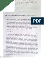 Um conceito antropológico de identidade.pdf
