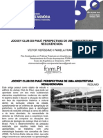 Apresentação Docomomo - Jockey Club _ Perspectivas de uma arquitetura negligenciada.pptx