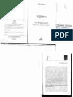 VILÉM FLUSSER - Da Religiosidade e O Funcionário (Da Religiosidade).pdf