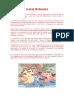 PLACAS TECTONICAS.doc