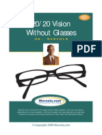 2020 Vision Without Glasses