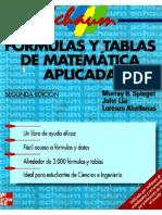 Fórmulas y Tablas de Matemática Aplicada (Murray R. Spiegel & John Liu & Lorenzo Abellanas) [Schaum].pdf