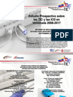 Estudio Resultados Encuesta Prospectiva TIC Venzla Sept 2008 vdefinitiva+++++.ppt