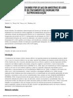 Determinação de chumbo por GF AAS em amostras de lodo proveniente do tratamento de chorume por eletrocoagulação.pdf