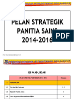 Pelan Strategik Panitia Sains