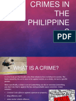 Crimes in the Philippines