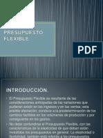 Presupuesto Flexible