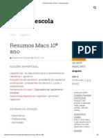 Resumos Macs 10º ano - resumosescola.pdf