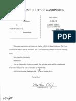 H - 90204-6 - Motion Granted, CAC vs Kent