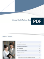 Internal Audit Ratings Guide