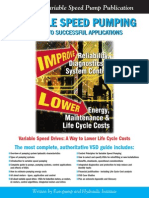 Variable Speed Pumping Brochure