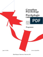 CPA Abstract Book 2014
