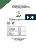 Contoh Laporan Dana Stimulan-82 Dusun Karanglo