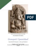 Ganapati Upanishad (Traduzido para Inglês) (Traduzido para Português).rtf