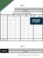 Tabelas -  PEPS - UEPS - CUSTO MÉDIO.doc