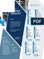 Brochure_2013 Redes de Computadoras y Comunicaciones de Datos