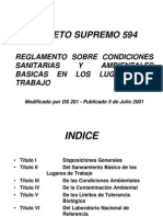 presentacion ds 594