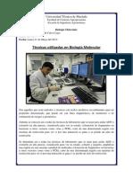 TECNICAS UTILIZADAS EN BIOLOGIA MOLECULAR.pptx.docx