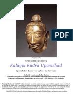 Kalagni Rudra Upanishad (Traduzido para Inglês) (Traduzido para Português).rtf