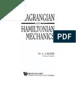 Lagrangian and Hamiltonian Mechanics - M. G. Calkin.pdf
