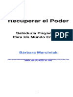 Recuperar el Poder - Barbara Marciniak.pdf