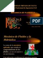 1 INRODUCCION MECANICA DE  FLUIDOS II.ppt